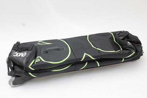 Evoc Bike Bag Pro - collapsed